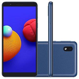 SMARTPHONE SAMSUNG GALAXY A01 32GB 4G 8MP 5.3POL AZUL