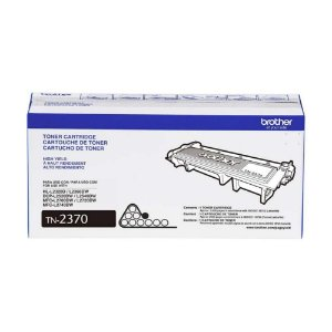 TONER BROTHER TN2370BR 2600PGS 2360DW 2540DW PRETO