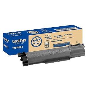 TONER BROTHER TN-B021 2600PGS DCP-B7520DW DCP-B7535D PRETO