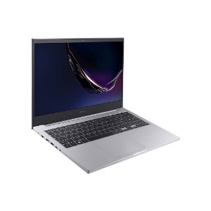 NOTEBOOK SAMSUNG BOOK NP550 E40 CORE I3-10110U WIN 10 HOME 4GB SSD 256GB 15.6POL FULL HD LED NP550XCJ-KS1BR PRATA