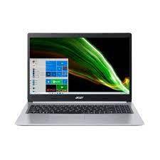 NOTEBOOK ACER I5-1035G1 8GB RAM 15.6P PLACA DE VIDEO 2GB 256GB SSD WINDOWS 10 HOME PRATA