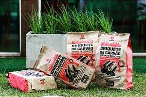 Briquete de Carvão Vegetal (Disponível em nossa Loja Física)