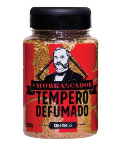 Dry Rub Churrascador - Chefn' Boss