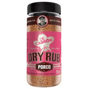 Dry Rub PORCO Bruno Panhoca DeCabrón