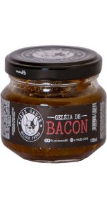 Geléia de Bacon - 120ml - Jack Sauce
