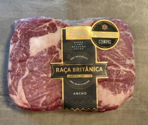 Steak de Ancho Linha Premium - Cowpig