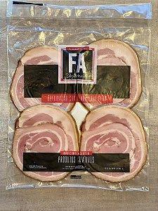 Bacon Redondo - 150grs (4 fatias) - FA Defumados