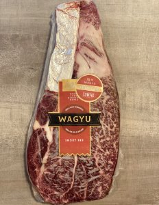 Short Rib (Miolo do Acem) C5 Wagyu - Cowpig