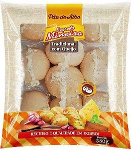 Pão de Alho Bolinha Tradicional - Segredo Mineiro