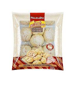 Pão de Alho Bolinha Calabresa - Segredo Mineiro