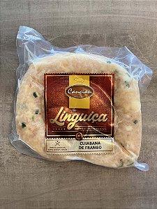 Linguiça Cuiabana de Frango com Queijo - Cancian