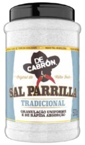 Sal Parrilla Tradicional 500grs - DeCabron