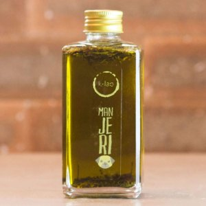 Azeite de Manjericão - 250ml - KLab Azeites