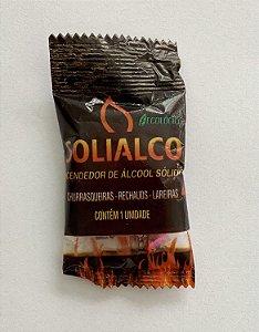 Acendedor em Álcool sólido - Solialco