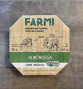 Almondegas (8 unidades) - FARMI