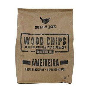Wood Chips Ameixeira - Billy Joe