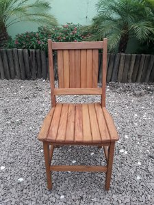 Cadeira Madeira Demolição