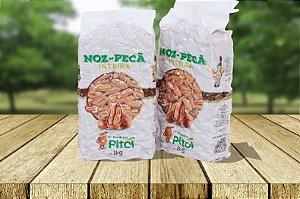 Nozes Pitol Inteiras Embaladas a Vácuo - 1 kg