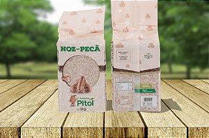 Nozes Pitol Moídas Embaladas a Vácuo - 1 kg