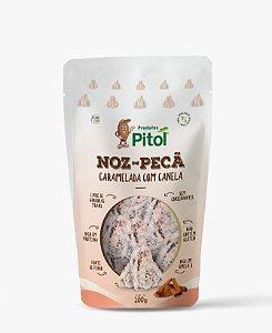 Noz-Pecã Caramelada com Canela 100 gr - 5 un