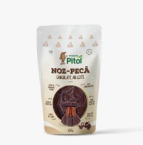 Noz-Pecã Chocolate ao Leite 100 gr - 5 un