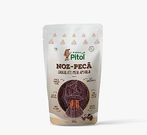Noz-Pecã Chocolate Meio Amargo 100 gr - 5 un