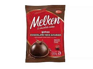 MELKEN MEIO AMARGO GOTAS 1,050 KG
