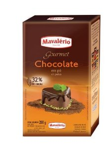 CHOCOLATE EM PÓ SOLÚVEL 32% 200G
