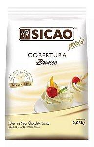 SICAO COBERTURA CHOCOLATE BRANCO 2,050 KG FRACIONADO