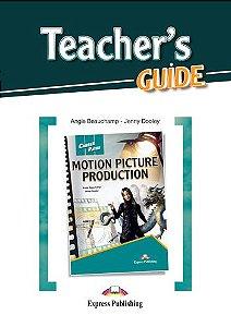 CAREER PATHS MOTION PICTURES PRODUCTION (ESP) TEACHER'S GUIDE