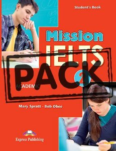 MISSION IELTS 2 ACADEMIC STUDENT'S BOOK (WITH DIGIBOOK APP)
