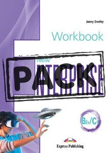 NEW ENTERPRISE B2+/C1 WORKBOOK (WITH DIGIBOOK APP)
