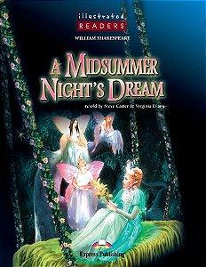 A MIDSUMMER NIGHT'S DREAM READER (ILLUSTRATED - LEVEL 2)