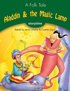 ALADDIN & THE MAGIC LAMP (STORYTIME - STAGE 3) PUPIL