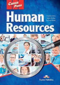 CAREER PATHS HUMAN RESOURCES (ESP) STUDENT'S BOOK WITH DIGIBOOK APP.