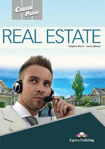 CAREER PATHS REAL ESTATE (ESP) STUDENT'S BOOK With DIGIBOOK APP.