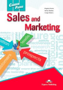 CAREER PATHS SALES AND MARKETING (ESP) STUDENT'S BOOK WITH DIGIBOOK APP.