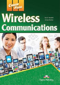 CAREER PATHS WIRELESS COMMUNICATIONS (ESP) STUDENT'S BOOK WITH DIGIBOOKS APP.