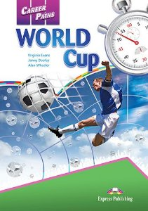 CAREER PATHS WORLD CUP (ESP) STUDENT'S BOOK  (WITH DIGIBOOK APP)