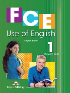 FCE USE OF ENGLISH 1 STUDENT'S BOOK (NEW-REVISED)