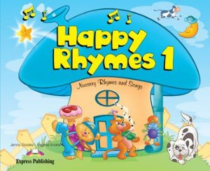 HAPPY RHYMES 1 PUPILS BOOK INTERNATIONAL