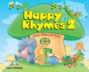 HAPPY RHYMES 2 PUPILS BOOK (INTERNATIONAL)