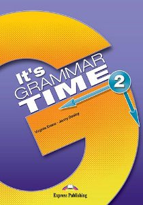 IT's GRAMMAR TIME 2 STUDENT'S BOOK (WITH DIGIBOOK APP) (INTERNATIONAL)