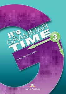 IT's GRAMMAR TIME 3 STUDENT'S BOOK WITH DIGIBOOK APPLICATION (INTERNATIONAL)