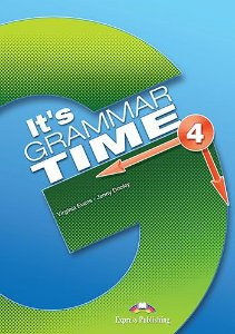 IT's GRAMMAR TIME 4 STUDENT'S BOOK WITH DIGIBOOK APPLICATION (INTERNATIONAL)