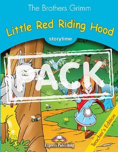 LITTLE RED RIDING HOOD (STORYTIME - STAGE 1) TEACHER
