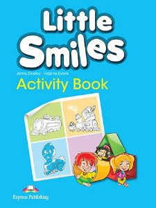 LITTLE SMILES ACTIVITY BOOK (INTERNATIONAL)