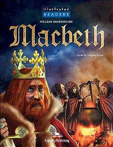 MACBETH READER (ILLUSTRATED - LEVEL 4)