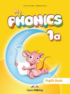 MY PHONICS 1a PUPIL'S BOOK (WITH CROSS-PLATFORM APP.) (INTERNATIONAL)