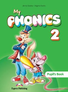 MY PHONICS 2 PUPIL
